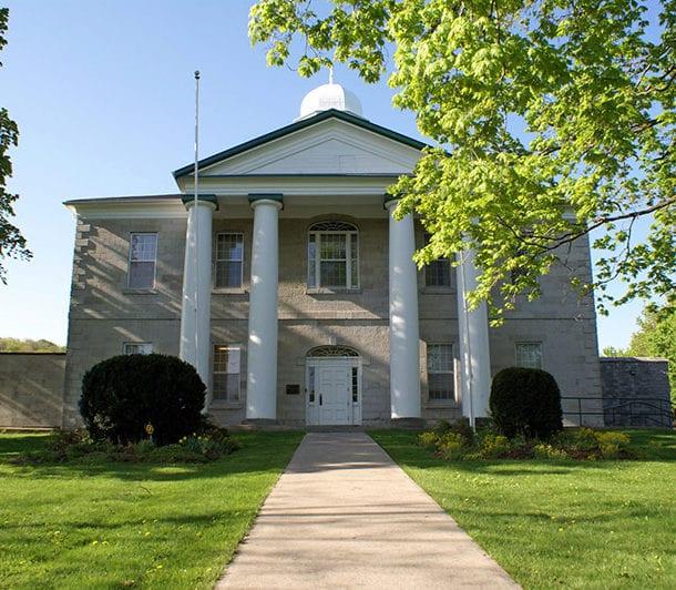 Picton Court House